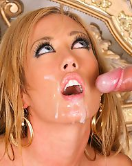 Watch capri cavalli give her auditor more than a star treatment